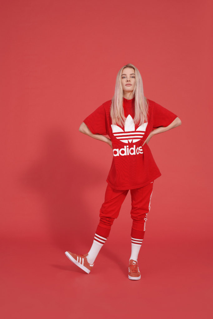 ADIcolor Maffashion campaign Adidas Originals 2018